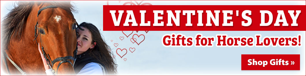 Valentine's Day Gifts for Horse Lovers!