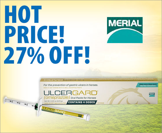 Hot price! 27% off Merial® UlcerGard®†!