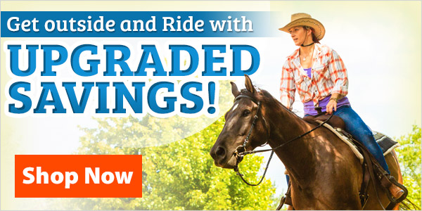 Get outside and Ride with UPGRADED SAVINGS! 25% Off + Free Shipping over $89!*