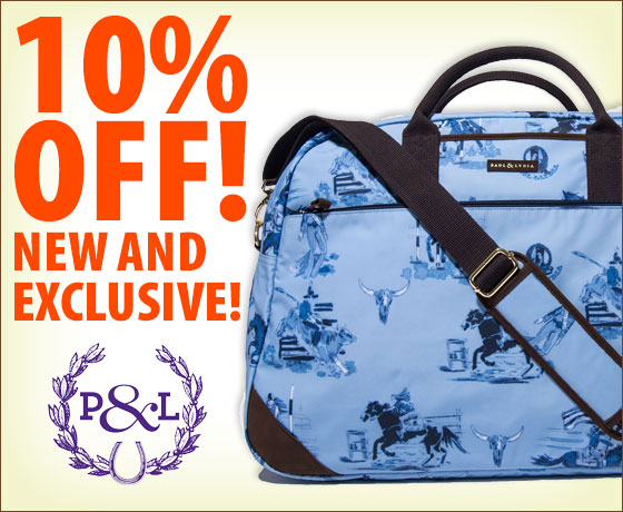 10% off! New and exclusive! Paul & Lydia Rodeo Queen Collection†!