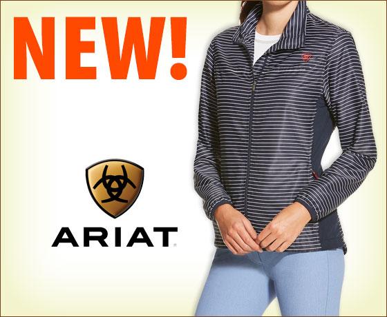 New! Ariat® Women's Ideal Windbreaker!