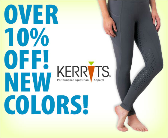Over 10% off! New colors! Kerrits® Ladies' Ice Fil® Tech Tights†!