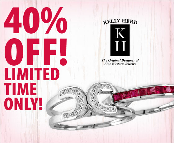 40% off! Limited time only!  Herd Jewelry†!