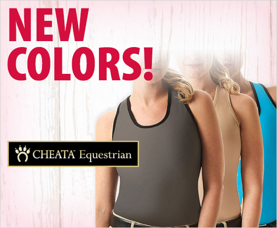 New Colors! Cheata™ Bras†!