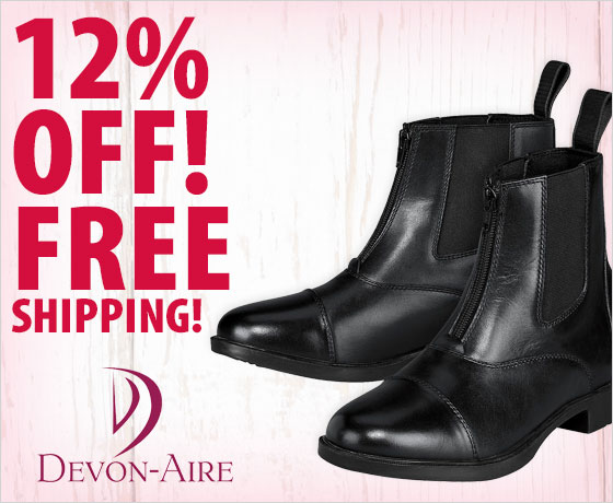12% off! Free shipping on the Devon-Aire® Ladies' Lake Ridge Paddocks†!