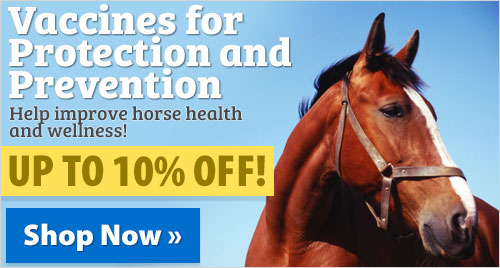 Vaccines for Protection and Prevention! Up to 10% off!