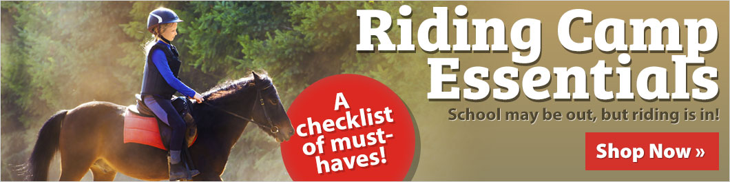 Riding Camp Essentials! A checklist of must-haves!