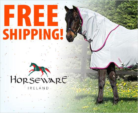 Free shipping on the Horseware® Amigo® Bug Rug Fly Sheet†!