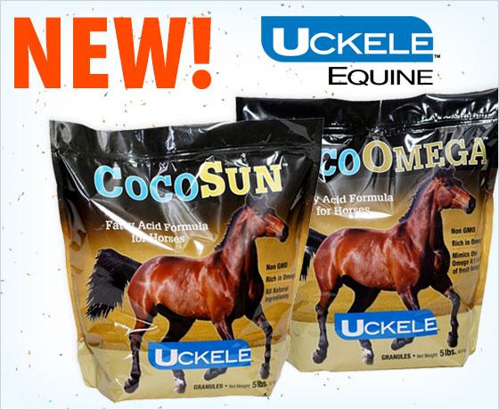 New! Uckele™ Supplements!