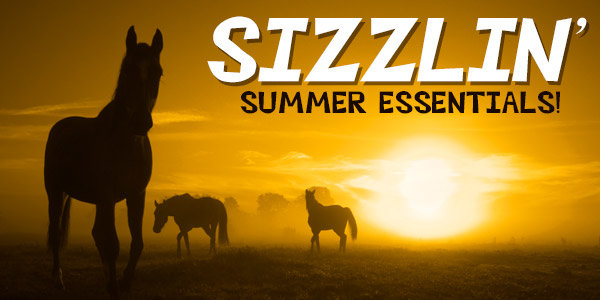 Sizzlin' Summer Essentials! 25% Off + $2.99 Shipping over $69!*