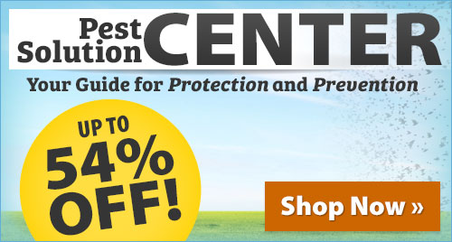 Pest Solution Center! Here's to a fly-free season! Up to 54% off!