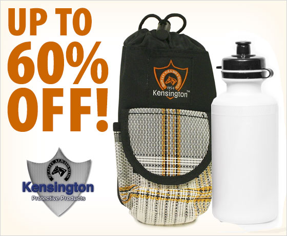 Up to 60% off the Kensington® Single Bottle Holder†!