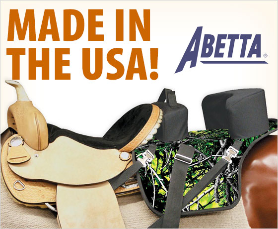 Made in the USA! Abetta® Moonshine Camo Buddy Seat!
