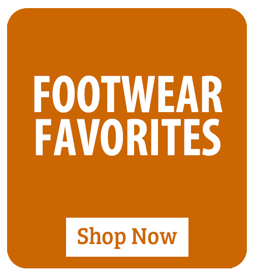 Footwear Favorites