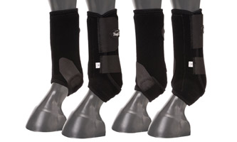 Tough-1 Vented Sport Boots 4 Pack