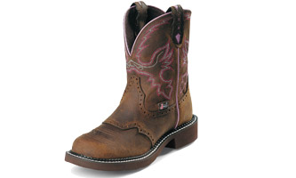 Justin® Ladies Gypsy® 8in Boots