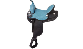 Kings Series® Synthetic Trail Saddle