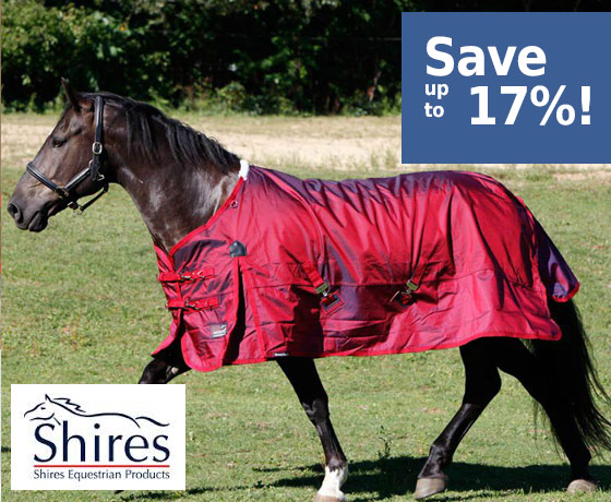 Shires® Stormcheeta 2000D Turnout Blanket - Save up to 17%