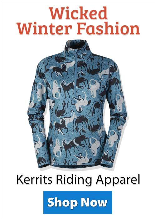 Shop Kerrits Riding Apparel!
