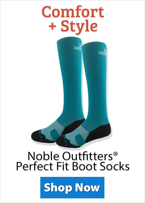 Shop Noble Outfitters® Perfect Fit Boot Socks!