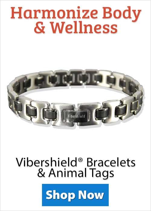 Shop Vibershield® Bracelets & Animal Tags!
