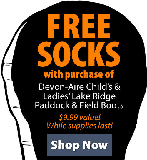 Shop Devon-Aire Child�s & Ladies� Lake Ridge Paddock & Field Boots!