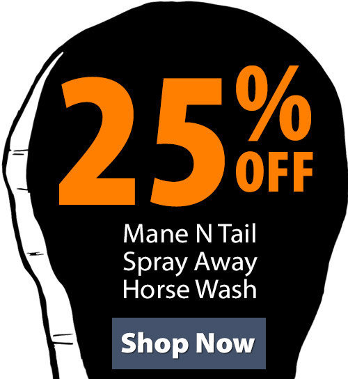 Shop Mane N Tail Spray Away Horse Wash!