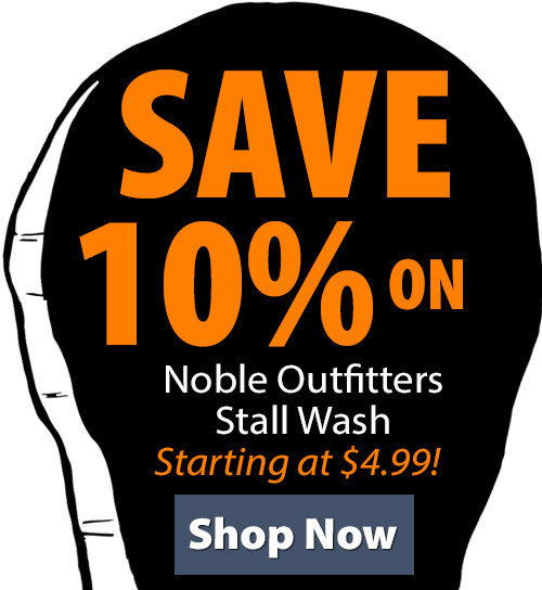 Shop Noble Outfitters Stall Wash!