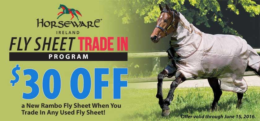 Horseware Fly Sheet Trade In Program