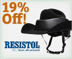 Shop Resistol Helmets!