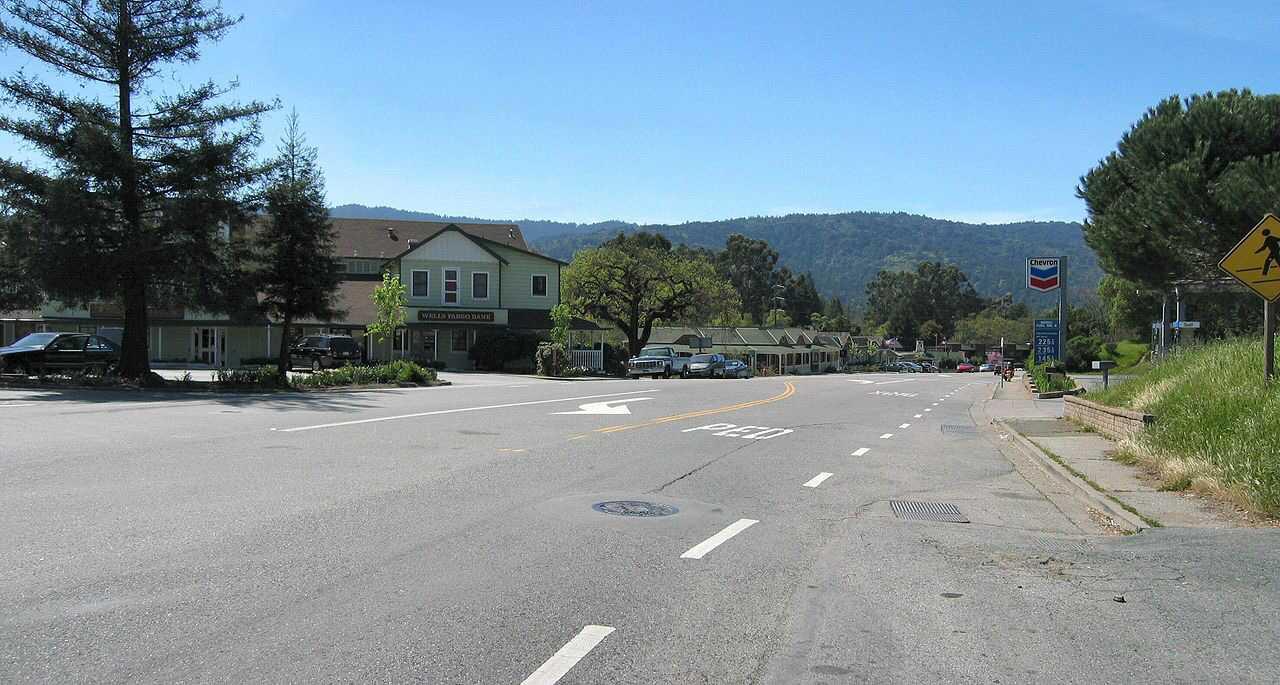Woodside, California