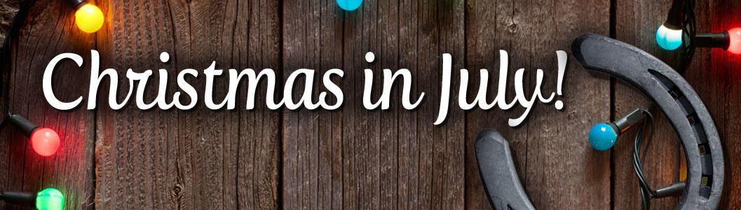 Christmas in July - Up to 70% Off! 25% Off + Free Shipping on Orders over $69*